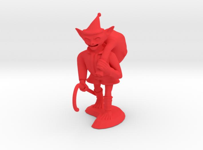 Goblin Santa 1 3d printed