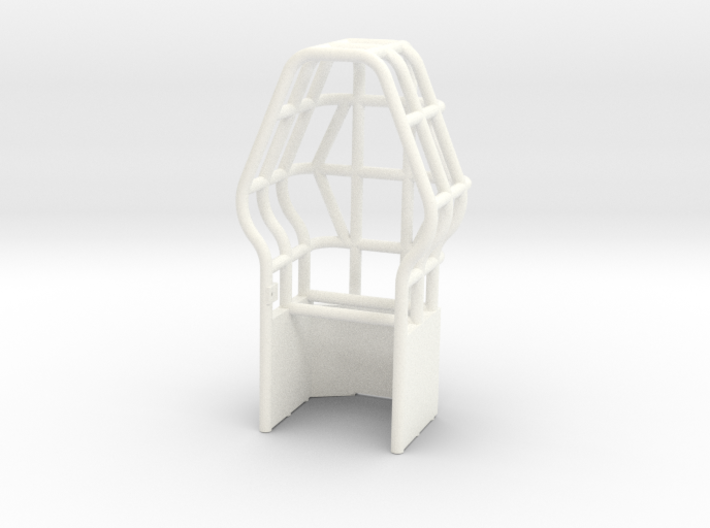 Roll Cage Diamond Shape 3d printed