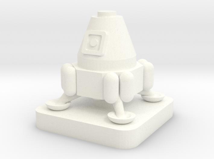 Mini Space Program, Ascent Vehicle 3d printed