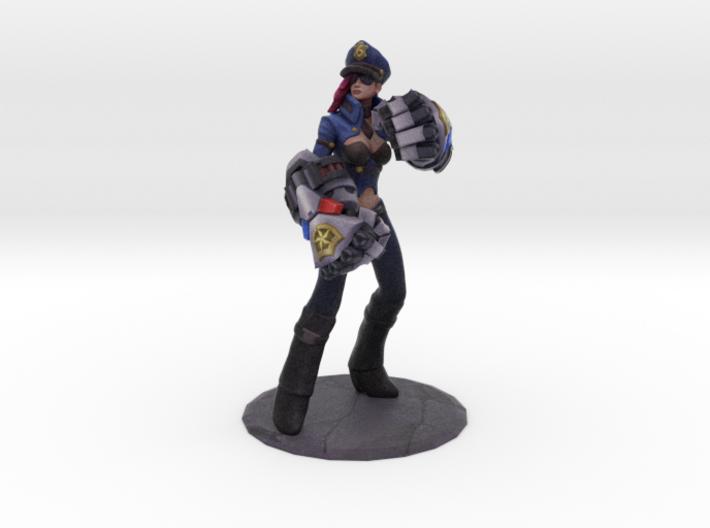 Officer Vi 3d printed