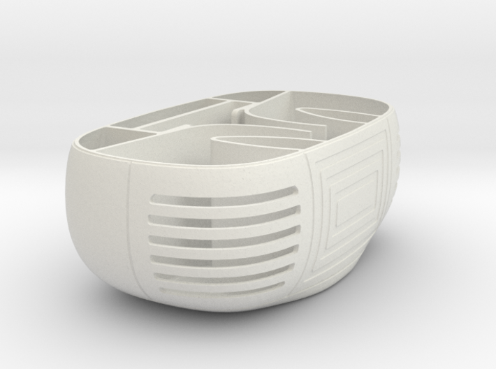 Smartphone Boom Box Base 3d printed