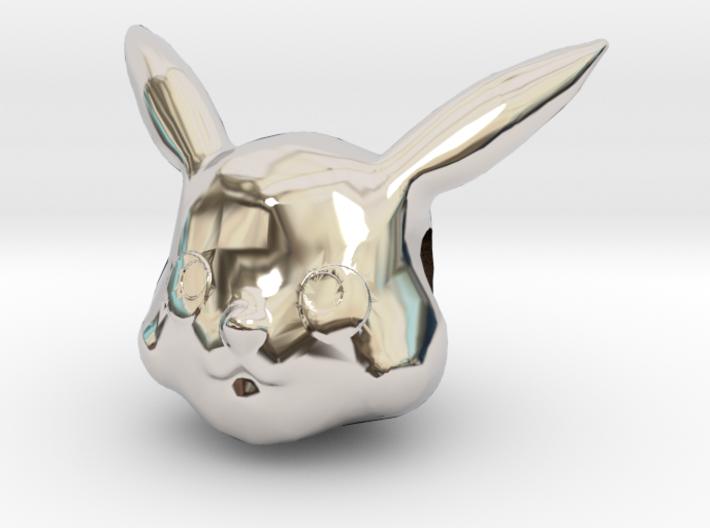 Pikachu Charm 3d printed