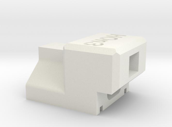 HOn3 Sergent coupler gauge 3d printed