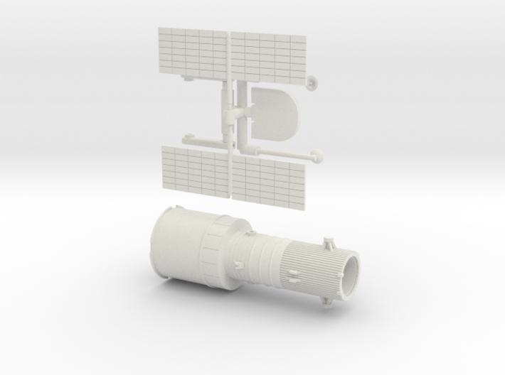 012N Hubble Kit 1/160 3d printed