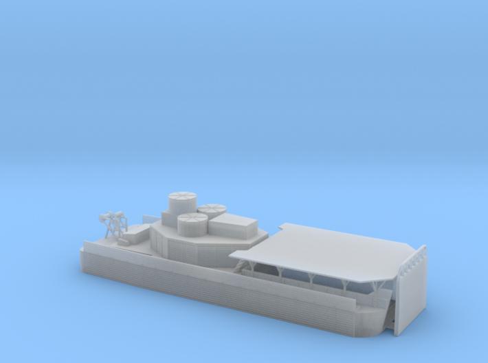 ATC(H) Vietnam Riverine Armored Troop Carrier Heli 3d printed