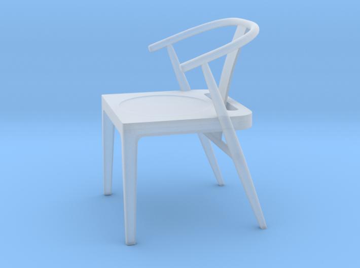 Printle Thing Chair 10 - 1/43 3d printed