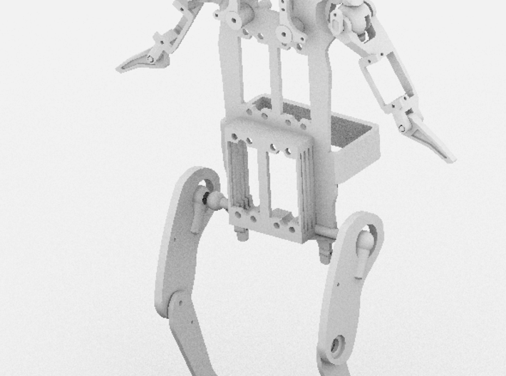 NANO BABY MECH BODY  3d printed Body only