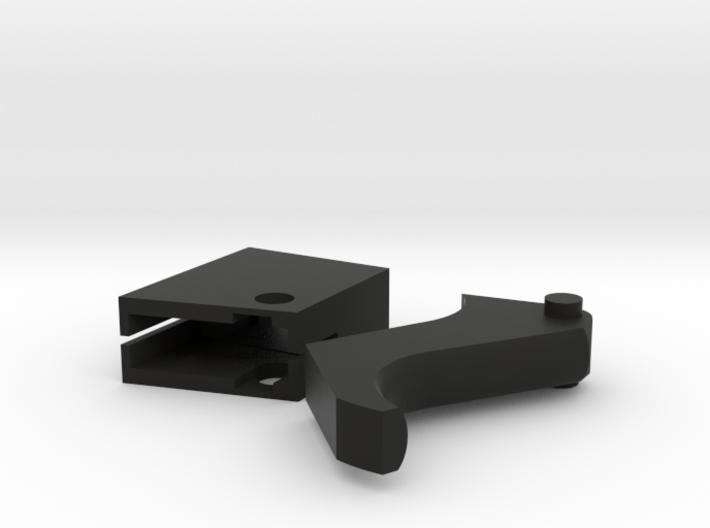BlastFX - E11 Trigger Assembly 3d printed