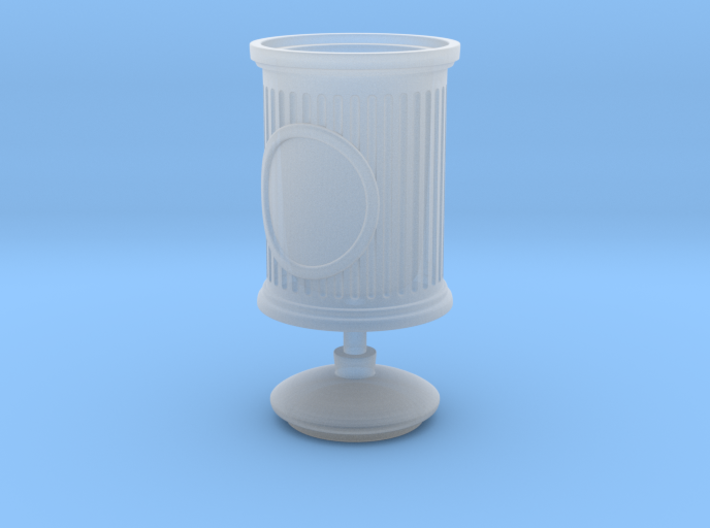 Cute Jar for Your Dollhouse, Size M 3d printed