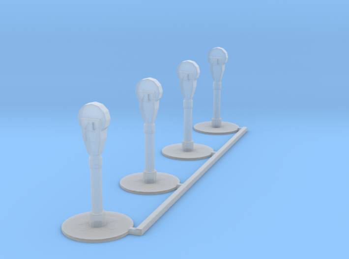 Parking Meters 3d printed