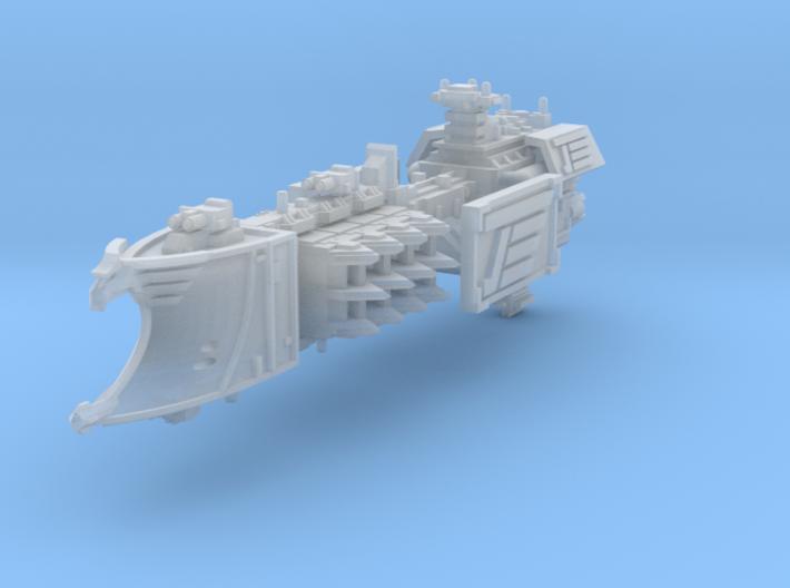 Freyr Light Cruiser 3d printed