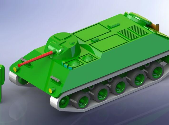 Schützenpanzer HS-30 APC 1/285 6mm 3d printed Add a caption...
