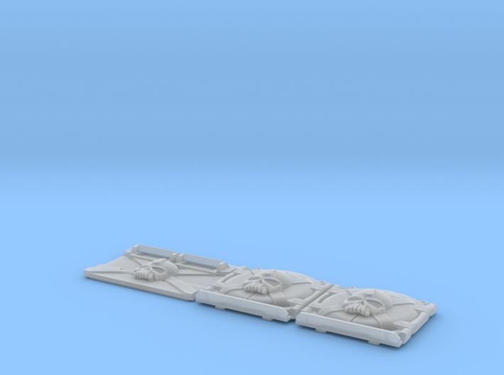 Death Team : Troop Tank - Combo Kit 3d printed