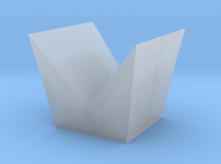 Cupola Base 3d printed