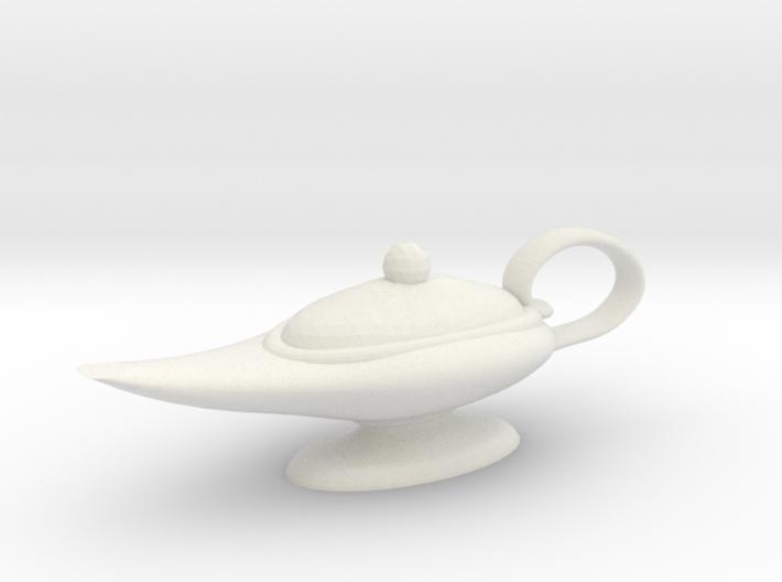 Oil Lamp Pendant 3d printed