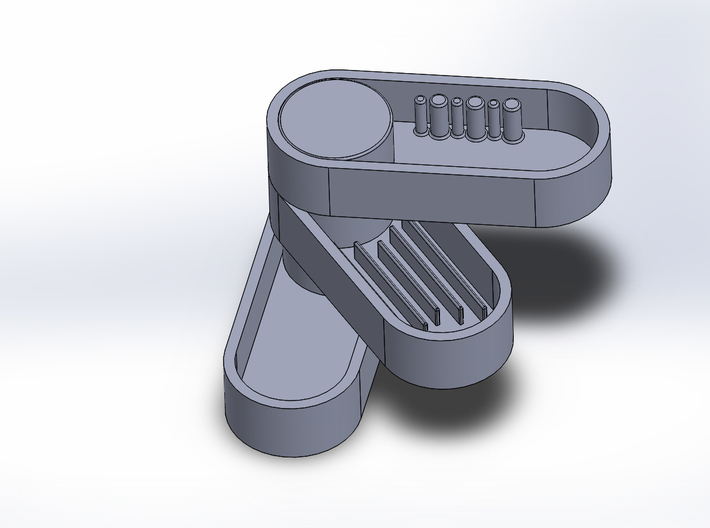 table storage-3 3d printed