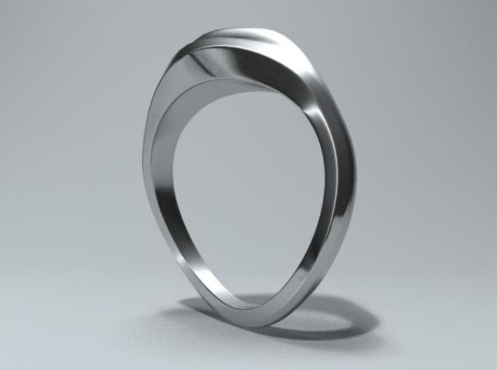 Women's Ring 3d printed Women's Ring 01
