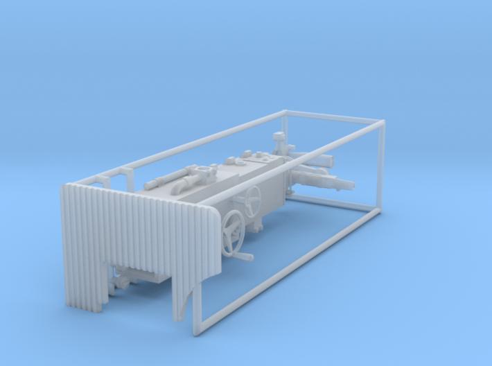 Torpedozielsäule Static Model 1 zu 35 3d printed