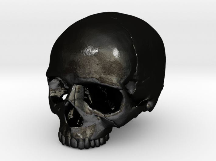 SKULL 23mm / 0.9in 3d printed