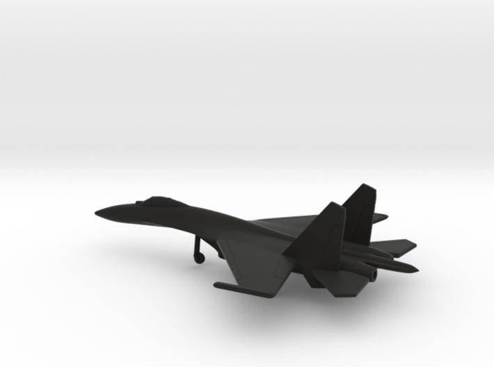 Sukhoi Su-27 Flanker 3d printed