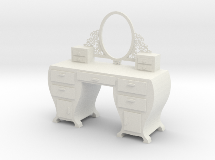 make up table 3d printed