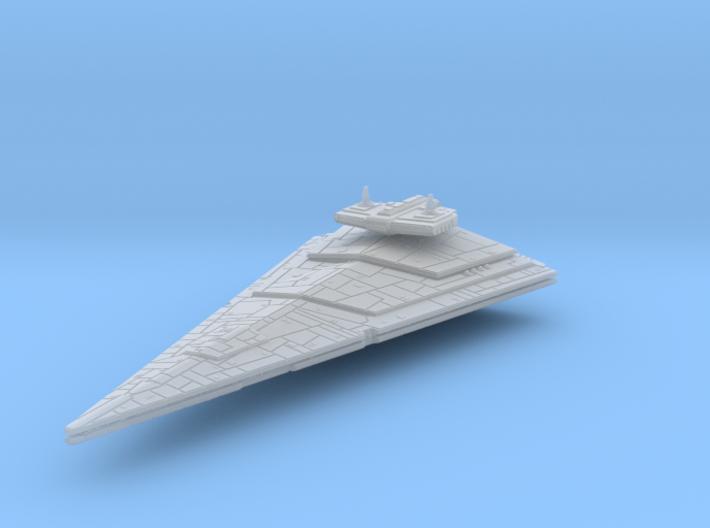 Vindicator Cruiser (1/7000) 3d printed