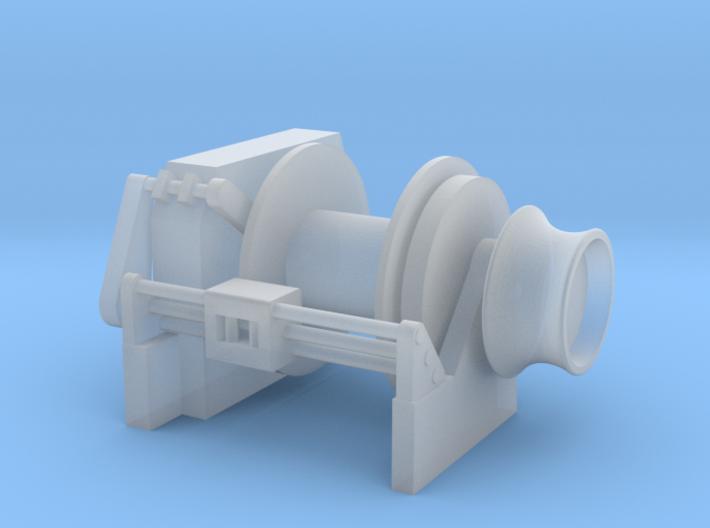 Tug Winch 1/87 fits Harbor Tug 3d printed