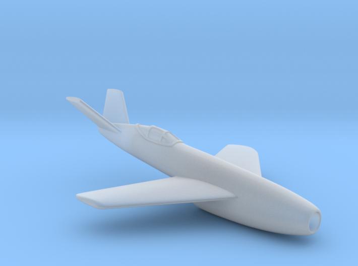 (1:285) Messerschmitt Me P.1106 3d printed