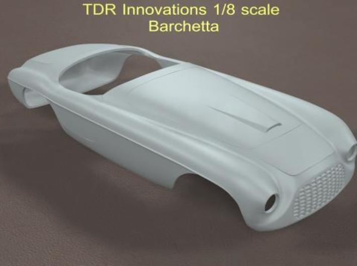 1/8 Barchetta 3d printed Description