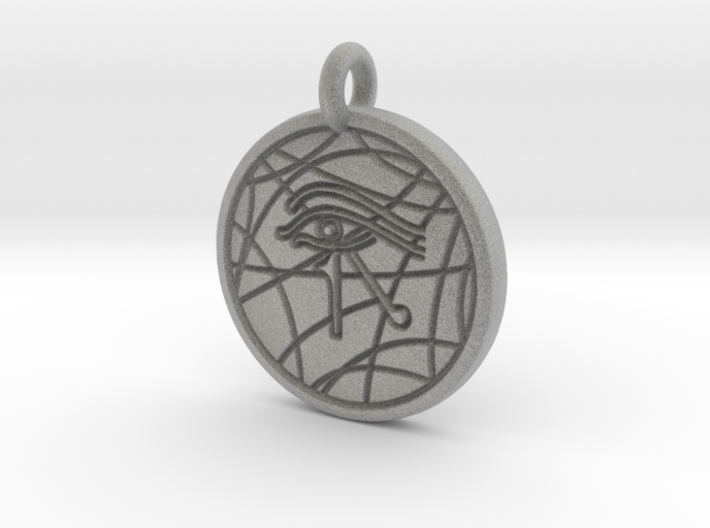Stargate eye of ra pendant necklace thbcmmrhj by ehmar stargate eye of ra pendant necklace 3d printed aloadofball Images