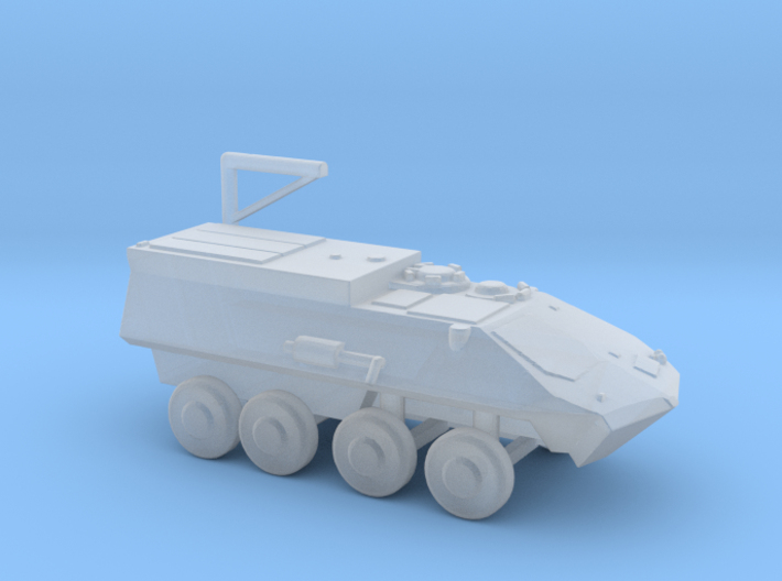 1/144 Scale LAV25-L 3d printed