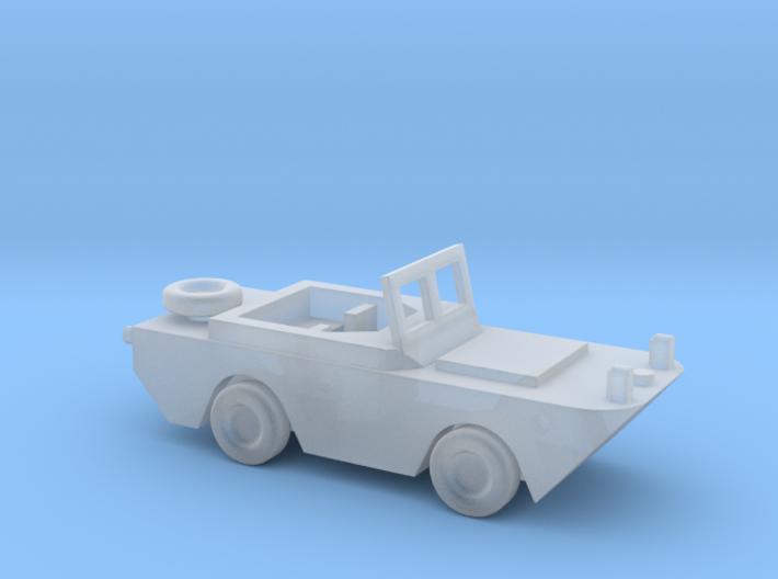 1/144 Scale Ford GPA 3d printed