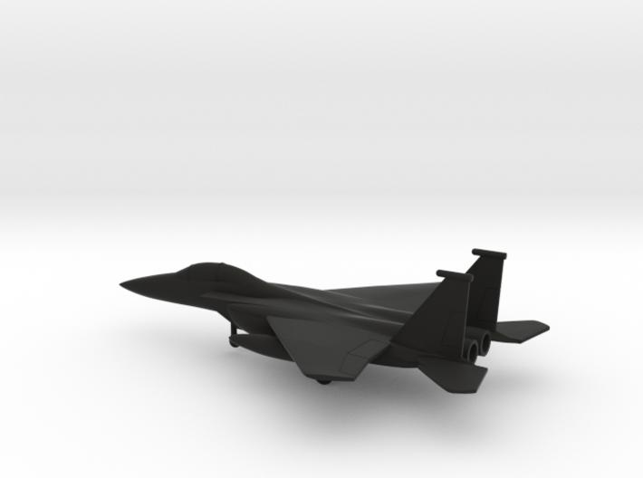 McDonnell Douglas F-15E Strike Eagle 3d printed