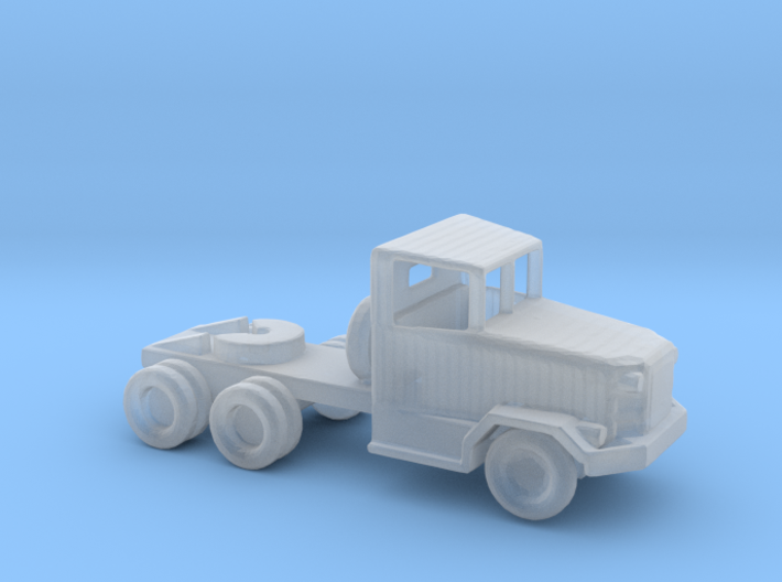 1/160 Scale M35 Tractor 3d printed