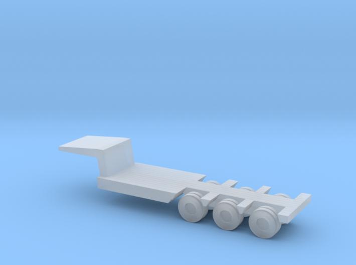 1/200 Scale M870 Semitrailer Low Bed 3d printed