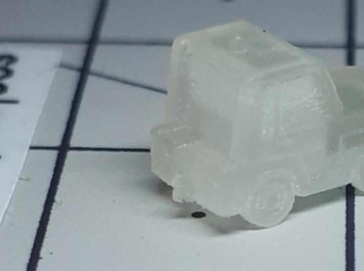 Comet8 tractor 3d printed