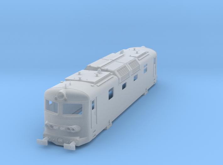 ČD 130 electric locomotive 3d printed
