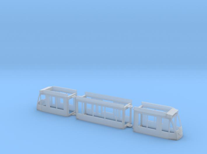 Combino Basic ER 3d printed