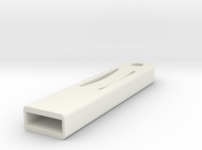 Saab Key Holder Quick Release Keyring 3d printed