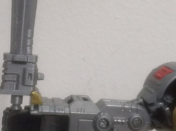 G1 style Sword for PotP Grimlock 3d printed printed at home