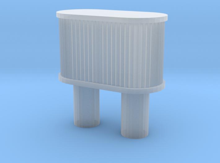 1/24 air filter for cars 3d printed