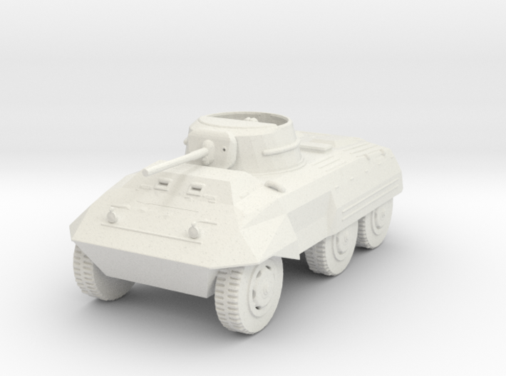 1/18 Scale M8 Greyhound Scout Car 3d printed