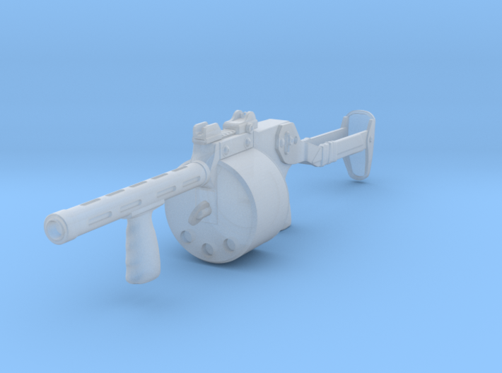 DAO-12 1:16 scale 3d printed