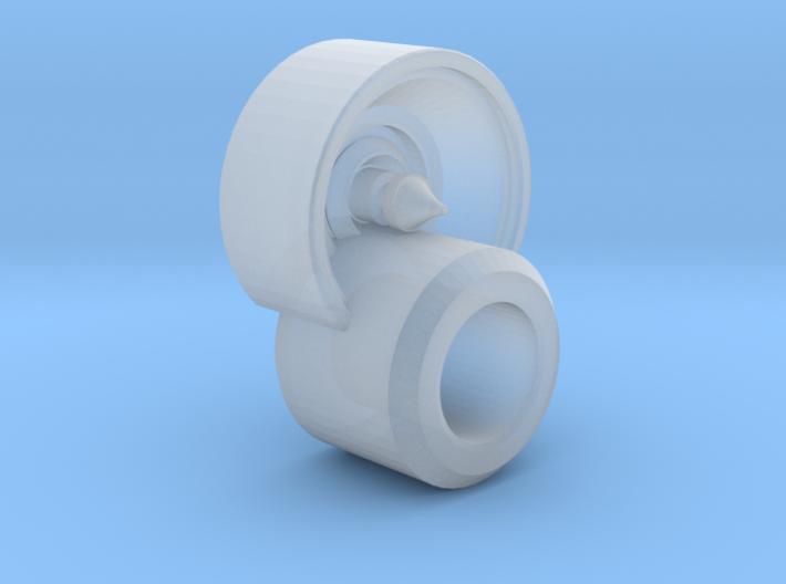 Takagi Type M2019 Muzzle (modification) 3d printed