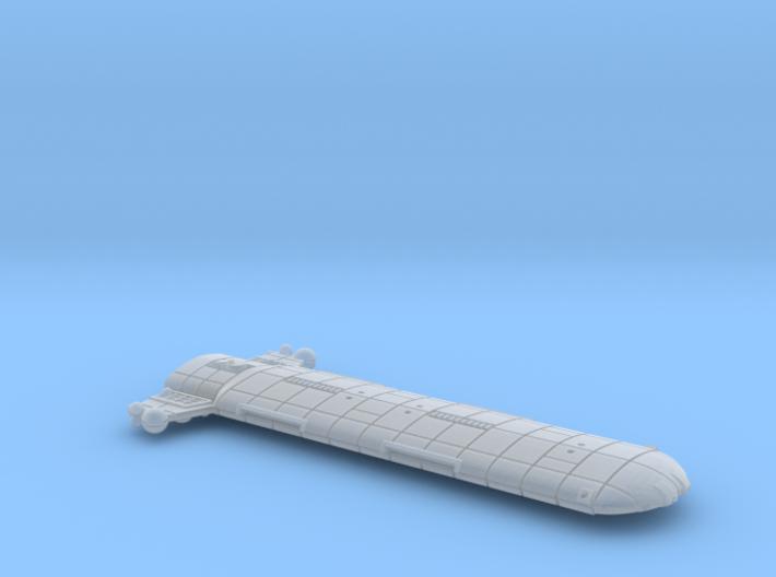 Terran (TFN) Essex Carrier 3d printed
