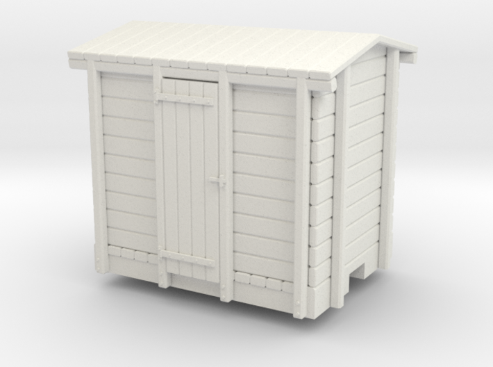 On30 Short boxcar 3d printed