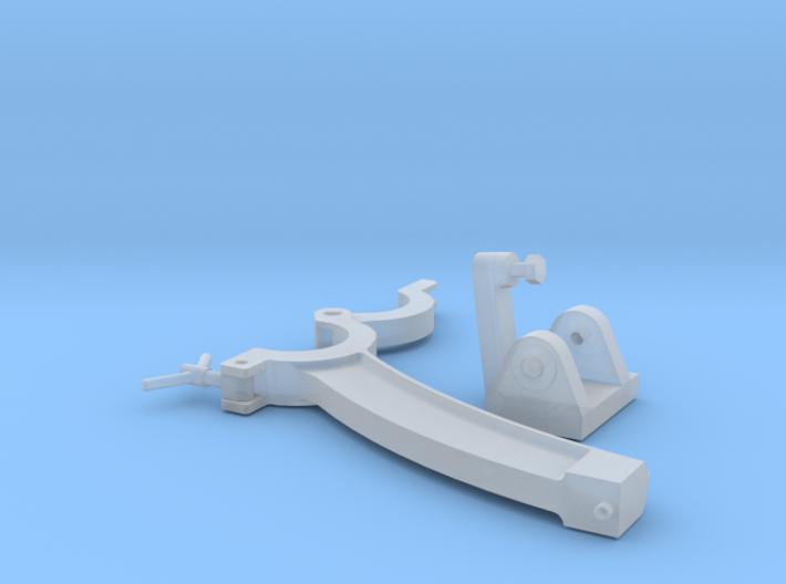 M41 Barrel Lock  3d printed