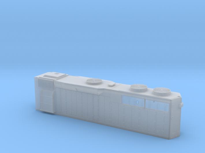 GP 39-2 Long Hood 3d printed
