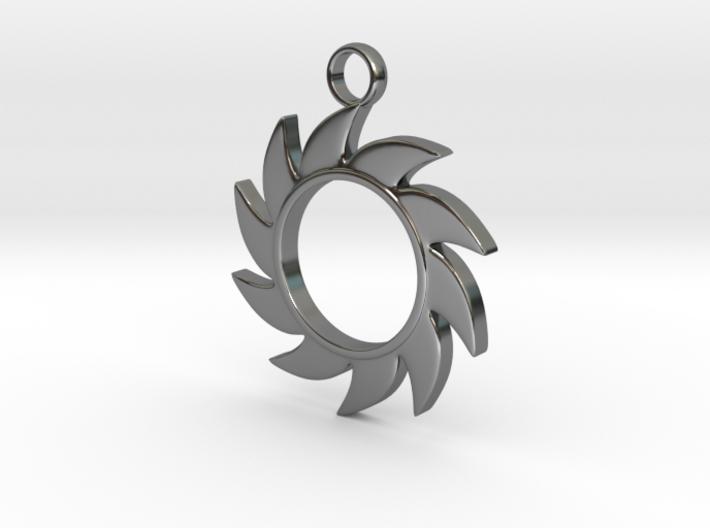 Sun V1 3d printed