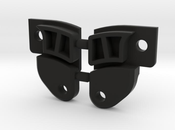 SCX10 Rear Upper Link Riser - Extended (EXT-RULR) 3d printed